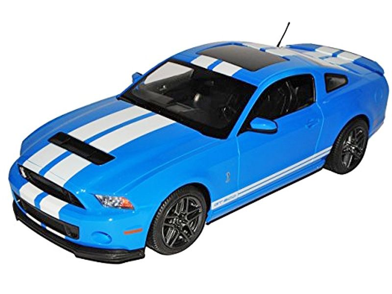 Ford Mustang Gtr Radio Controlled Car Remote Control Rc Model Racing Toy